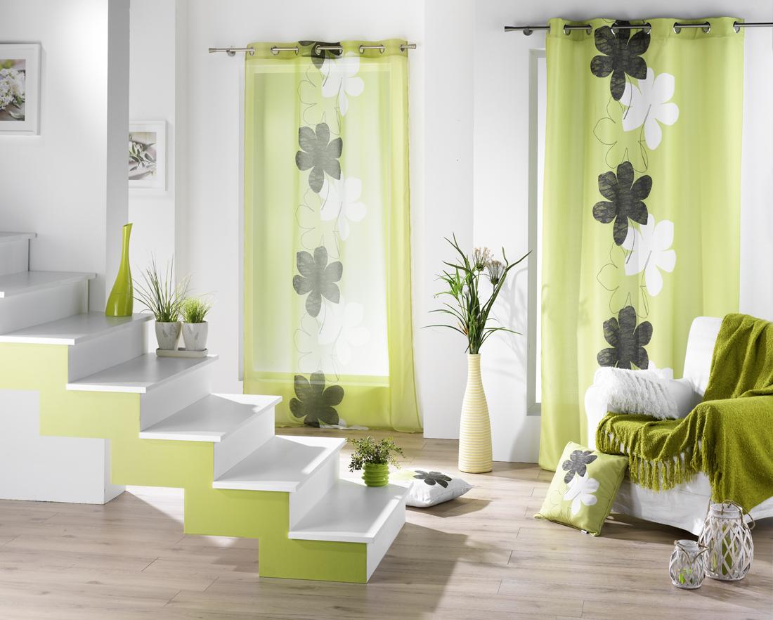 comment bien choisir ses rideaux. Black Bedroom Furniture Sets. Home Design Ideas